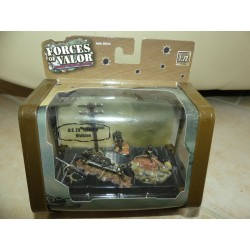 FIGURINE US 29th INFANTERY DIVISION FORCES OF VALOR 93090 1:72