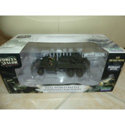 GMC 2.5 TON CARGO TRUCK WITH MACHINE GUN FORCES OF VALOR 80060 1:32