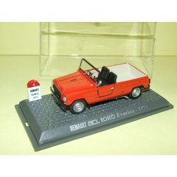 RENAULT ACL RODEO EVASION Rouge 1971 UNIVERSAL HOBBIES 1:43  M6 Interaction