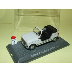 RENAULT 4 PLEIN AIR 1968 UNIVERSAL HOBBIES 1:43  M6 Interaction