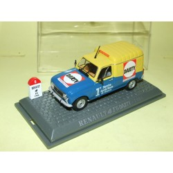 RENAULT 4 F6 DARTY 1986 UNIVERSAL HOBBIES 1:43  M6 Interaction