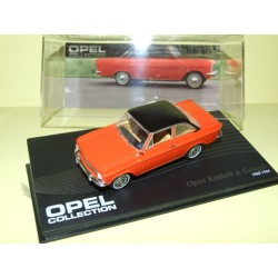 OPEL KADETT A COUPE Orange ALTAYA 1:43