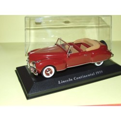LINCOLN CONTINENTAL 1939 Marron ALTAYA 1:43