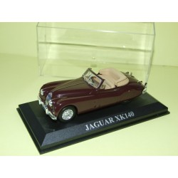 JAGUAR XK140 Bordeaux ALTAYA 1:43