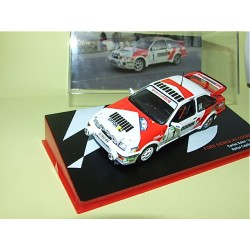 FORD SIERRA RS COSWORTH Rally ESPAGNOL SAINZ 1988 ALTAYA 1:43