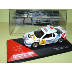 FORD RS 200 RALLYE DE MADRID 1987 SAINZ ALTAYA 1:43