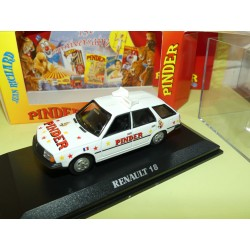 RENAULT 18 BREAK Pinder NOREV 1:43