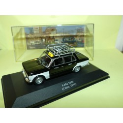 LADA 1500 TAXI DU CAIRE 1994 ALTAYA 1:43