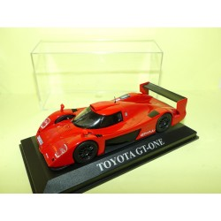 TOYOTA GT ONE Rouge ALTAYA 1:43