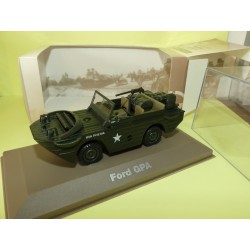 FORD GPA MILITAIRE ATLAS N°12 1:43