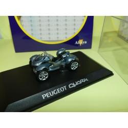 PEUGEOT QUARK Concept Car NOREV pour ALTAYA 1:43