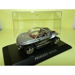 PEUGEOT HOGGAR Concept Car NOREV pour ALTAYA 1:43