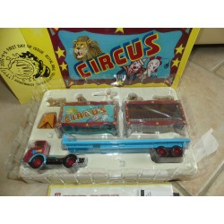 CIRCUS TRAILER made exclusively for ROYAL MAIL CORGI CP10502 1:50