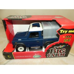 LAND ROVER DEFENDER Bleu BRITAINS 42707 1:16