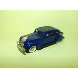CHRYSLER AIRFLOW 1934 Bleu BROOKLIN 1:43 sans boite