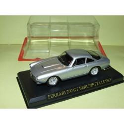 FERRARI 250 GT BERLINETTA LUSSO Gris FABBRI 1:43 sous coque