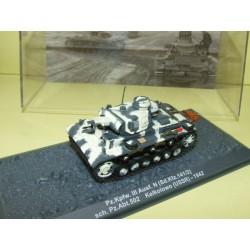 PANZER N°47 Pz. Kpfw. III Ausf. N URSS 1942 ALTAYA 1:72