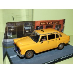 CHECKER MARATHON TAXI J. BOND ALTAYA 1:43