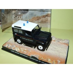 LAND ROVER DEFENDER Quantum of solar J. BOND ALTAYA 1:43