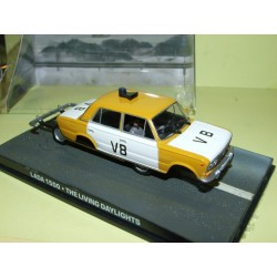LADA 1500 The living daylights J. BOND ALTAYA 1:43