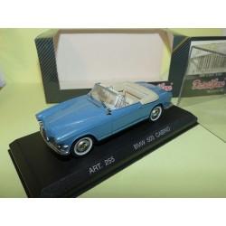 BMW 503 CABRIOLET 1959 Bleu DETAILCARS 255 1:43
