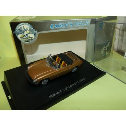 MGB MK II LE LIMITED EDITION Bronze UNIVERSAL HOBBIES 1:43