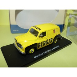 RENAULT COLORALE BERGER ELIGOR pour ATLAS 1:43