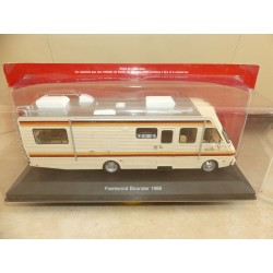 CAMPING CAR FLEETWOOD BOUNDER 1986 HACHETTE 1:43