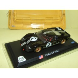 FORD GT MK II N°2 Vainqueur LE MANS 1966 DEL PRADO 1:43 blister