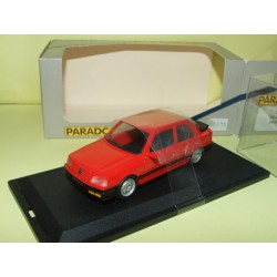 PEUGEOT 309 GTi Phase 1 Rouge PARADCAR 077 1:43