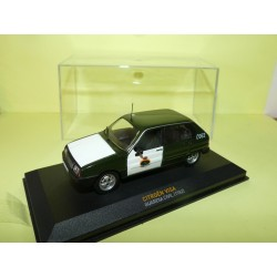 CITROEN VISA GUARDIA CIVIL 1982 ALTAYA 1:43
