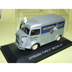 CITROEN TYPE H MICHELIN ALTAYA 1:43