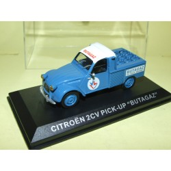 CITROEN 2CV PICK UP BUTAGAZ ALTAYA 1:43