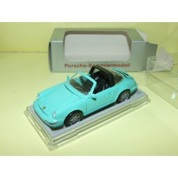 PORSCHE 911 TARGA 964 Vert Pistache NZG 1:43