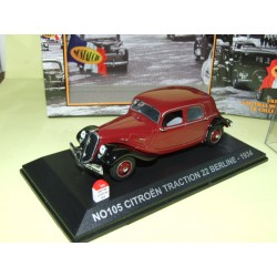 CITROEN TRACTION 22 BERLINE 1934  NOSTALGIE N0105 1:43
