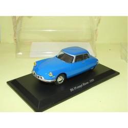 CITROEN DS coupé RICOU 1959 Bleu UNIVERSAL HOBBIES  1:43 blister