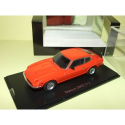 DATSUN 260 Z 2+2 Orange NEO 43985 1:43