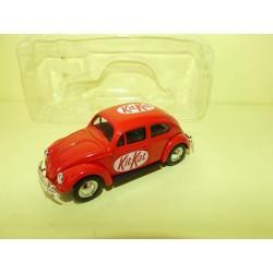 VW COCCINELLE Chocolat KIT KAT CORGI 1:43 sous coque
