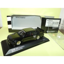AUDI 200 QUATTRO TEST CAR TRANS-AM 1988 MINICHAMPS 1:43