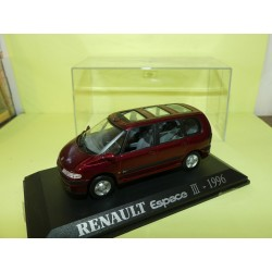 RENAULT ESPACE III 1996 Bordeaux UNIVERSAL HOBBIES Collection M6 1:43