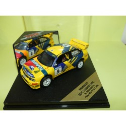 SEAT CORDOBA WRC RALLYE DE FINLANDE 1998 ROVENPERA VITESSE SKM99007 1:43