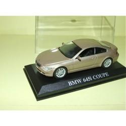 BMW SERIE 6 E63 645 i COUPE Beige ALTAYA 1:43 1:43