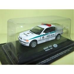 BMW SERIE 3 320 POLICIA POLICE SLOVAQUIE 2001  FABBRI 1:43