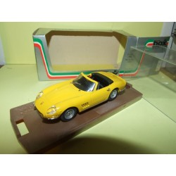 FERRARI 275 GTB SPYDER BEST 8428 1:43 défaut essui glace