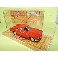 VOLVO P 1800 S 1965 Rouge NOREV 1:43