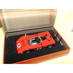 McLAREN M8B LOW WING N°11 CAN-AM SERIE 1970 L. MOTSCHENBACHER GMP 12426 1:43