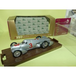 AUTO UNION RECORD 1935 BRUMM R107 1:43
