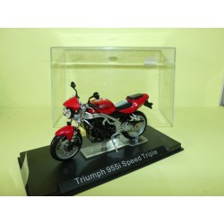 TRIUMPH 955 i SPEED TRIPLE ALTAYA 1:24