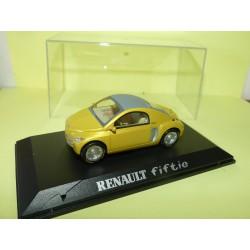 RENAULT FIFTIE Concept Car NOREV pour ALTAYA 1:43 défaut socle