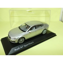 AUDI A7 SPORTBACK Gris Eissilber KYOSHO 1:43